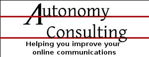 Autonomy Consulting